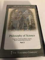 Great Courses CDs - Philosophy Of Science Part 3