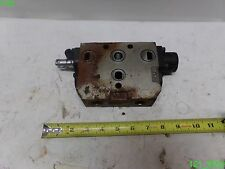 BMC HYDRAULIC CONTROL VALVE SECTION 55000147 - NEW WITH SURFACE RUST