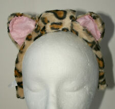 Ringling Brothers Barnum Bailey Plush Circus Leopard Flashing Hair Band New NOS