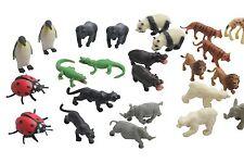 Mini Animals Preschool & Kindergarten Matching Activity w/ Miniatures speech