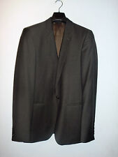 Woolen Long One Button Blazers Suits & Tailoring for Men