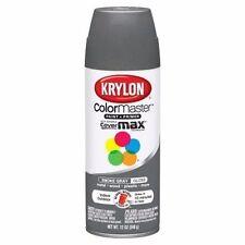 Krylon Smoke Gray Interior and Exterior Decorator Paint - 12 oz. (KRY51608)