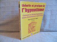 théorie et pratique de l'hypnotisme par Jagot hypnotiseur