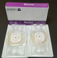 ConvaTec 839260 Eakin Wound Pouch 45mm x 30mm Box of 10 Pouches