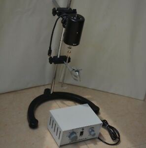 Brand New Electric Overhead Stirrer Mixer Variable Speed 100w