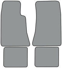 1976-1977 Toyota Celica Cutpile 4pc Factory Fit Floor Mats