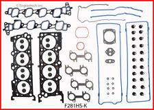 Engine Cylinder Head Gasket Set-VIN: W, SOHC, Natural, Ford, 16 Valves F281HS-K