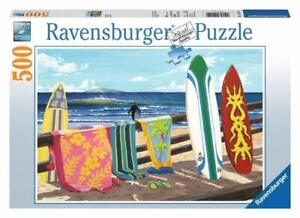 Ravensburger Jigsaw Puzzle 500pc - Hang Loose - 14214-9 Authentic New