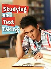 NEW Studying and Test Taking (Hitting the.. 9781627178105 by Mosley, Nina Simone