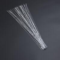50pcs Floral Wire Stem Handmade Artificial Arrangement Supplies for DIY Craft