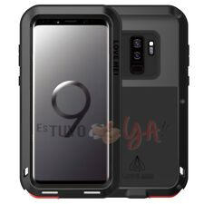Funda Love Mei Extreme para Samsung Galaxy S9 Alta Resistencia Aluminio Premium