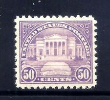 US Stamps - #570 - MNH -  50 cent Arlington Amphitheater Issue - CV $70