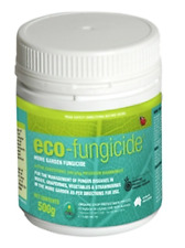 EcoFungicide - Registered Organic, Plant Disease Control - 500g