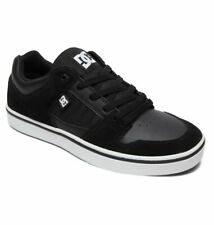 Tg 42 - Scarpe Uomo Skate DC Shoes Course Black Nero Sneakers Schuhe 2019