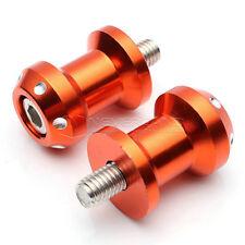 8mm CNC Swingarm Spools for HONDA CBR1000RR 250R 600RR 900RR 954RR RC51 Suzuki