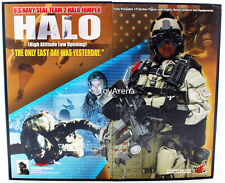 Hot Toys Halo High Altitude Low Opening US Navy Seal Team 2 Halo Jumper Figure