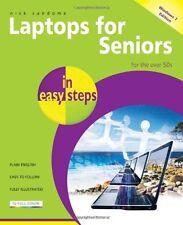Laptops for Seniors In Easy Steps - Windows 7 Edition,Nick Vandome