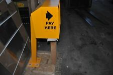 Mark X10 Xeptor Smart Multi Coin Encoded Token Acceptors Parking Lot Stand Nos
