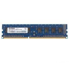 NEW For Elpida 2GB 2G DDR3 1333MHz PC3-10600U 1RX8 DIMM intel Desktop memory RAM