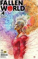 FALLEN WORLD #4 (OF 5) CVR D DAVID MACK PREORDER VARIANT 2019 VALIANT 8/7/19 NM