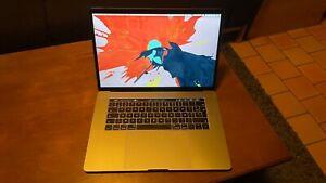 """Apple Macbook pro 15.4"""" Touchbar - Intel Core i7 - 16GB RAM - 256GB SSD"""
