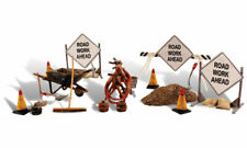 NEW Woodland O Train Figures Road Crew Detail A2762