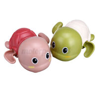 Baby Bath Swimming Turtle Floating Wind-up Bathtub Toy Water Play Pool Cartoon
