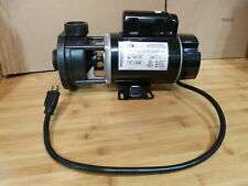 Waterway 3420410-15 2 Speed 1.0HP 115V Spa Pump