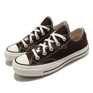 Converse Chuck Taylor All Star 70 Low OX Dark Root Men Unisex Shoe 1970 170554C