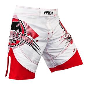 short mma Venum Lyoto Machida Lyoto Origins White/Red Sport Fight men