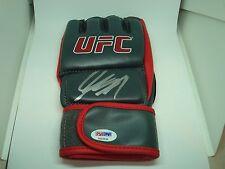Georges St. Pierre Signed UFC Glove PSA/DNA COA Autographed 1B