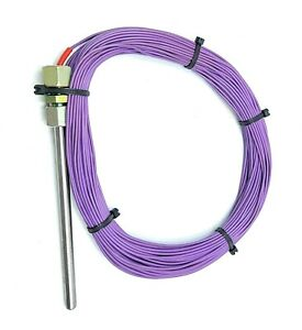 Kongsberg MN081S1150U Resistance Temperature Sensor With Connection Box