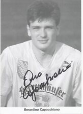 Berardino Capocchiano  TSV Havelse  Autogrammkarte signiert  362493