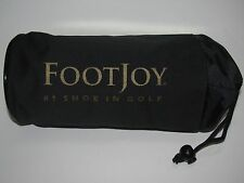 FootJoy Valuables Bag Insulated Drink Water Bottle Holder Clips to Golf Bag
