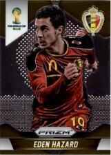 2014 Panini Prizm World Cup #21 Eden Hazard - Belgium - Base Card