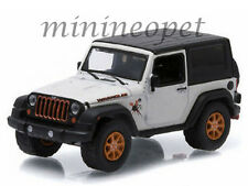 GREENLIGHT 35020 D ALL TERRAIN SERIES 2 2012 12 JEEP WRANGLER 1/64 WHITE
