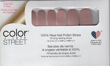 COLOR STREET Nail Strips At the Plaza 100% Nail Polish Strips - USA Made!