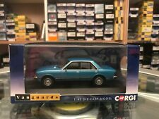 Vanguards Ford Granada Mk2 Series1 2.8i Ghia Cosmos Blue 1/43 MIB Ltd Ed VA12413