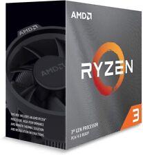 AMD Ryzen 3 3100 3rd Gen 4-core 3.9GHz 65w Quad-core Desktop Processor