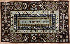 Beautiful Bessarabian - 1900s Antique Flatweave Kilim - Tribal Rug - 3 x 5 ft.