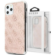 Guess 4G Glitter | Etui - Cover - Case - Schutzhüllase | iPhone 11 Pro Max