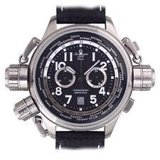 +++ German XXL WORLDTOUR Precision Chronograph Aeromatic 1912 A1413 +++