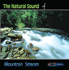 NATURE SOUNDS - MOUNTAIN STREAM - new age CD