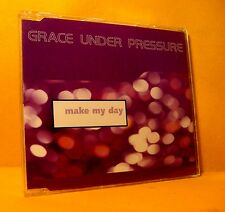 MAXI Single CD Grace Under Pressure Make My Day 4 TR 1996 House RARE
