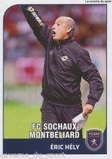 N°386 ERIC HELY # FRANCE FC.SOCHAUX VIGNETTE STICKER  PANINI FOOT 2013