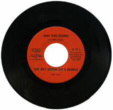 """BOBBY ADAMS  """"LOVE AIN'T NOTHING BUT A BUSINESS""""   FUNK / NORTHERN SOUL  LISTEN!"""