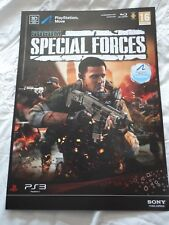 SOCOM SPECIAL FORCES VIDEOGAME PROMO POSTER brand new !