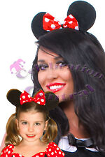 MINNIE MOUSE EARS IDEAL FOR BIRTHDAY HEN PARTY PARTIES HEADPIECE PACK OF 10
