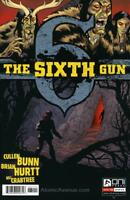 The Sixth Gun #31 Cullen Bunn ONI Press COVER A 1ST PRINT
