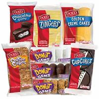 Dolly Madison Snack Cake Variety Pack | Cream Cakes, Coffee Cakes, Cupcakes, Don